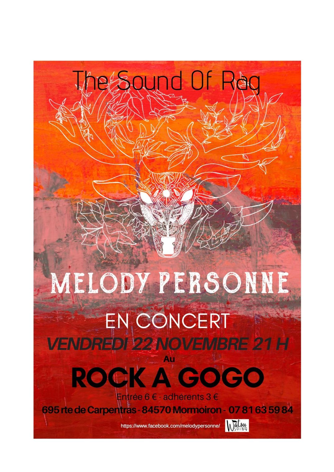 melody personne