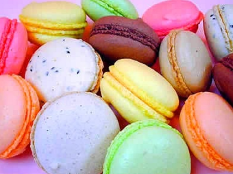 Macarons-faits-maison